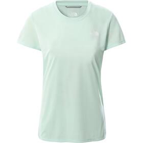 The North Face Reaxion Amp Kortærmet T-shirt Damer, grøn